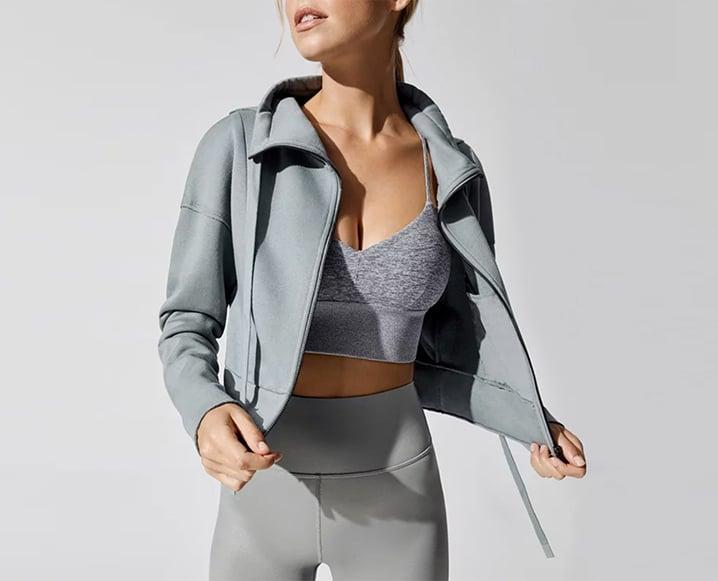 workout outerwear