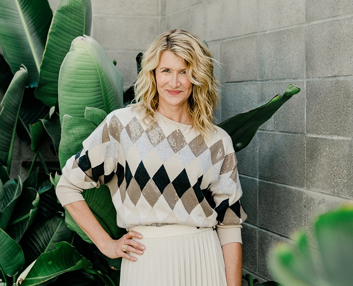 We Had Lunch with Laura Dern + Need To Know Everything About Her Skincare Routine