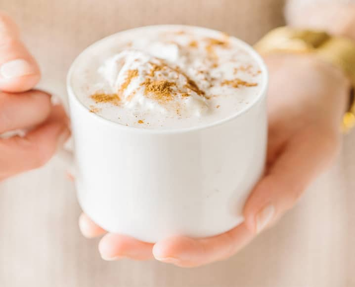 How To Make the Ultimate Healthy Pumpkin Spice Latte