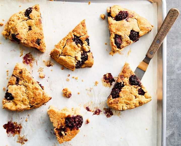 gluten free scones recipe