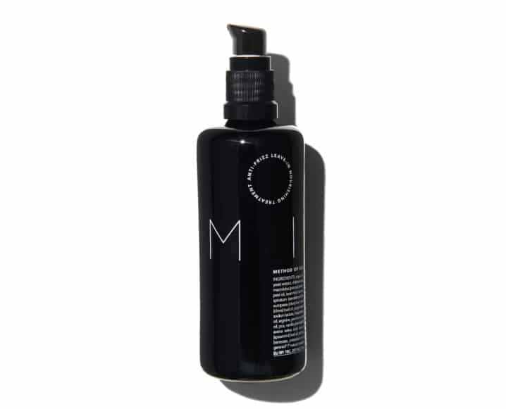 clean hair product Reverie Milk Anti-Frizz Leave-in Treatment