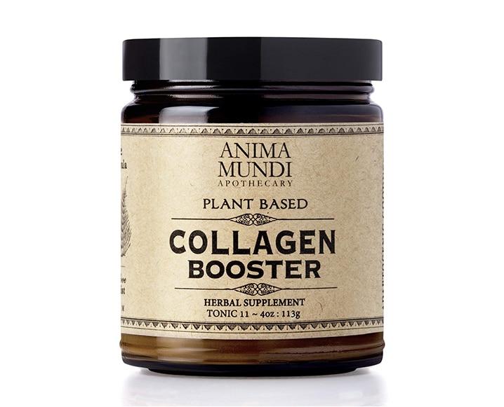plant based collagen herbal supplement tonic