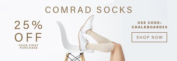 trendy minimalist socks