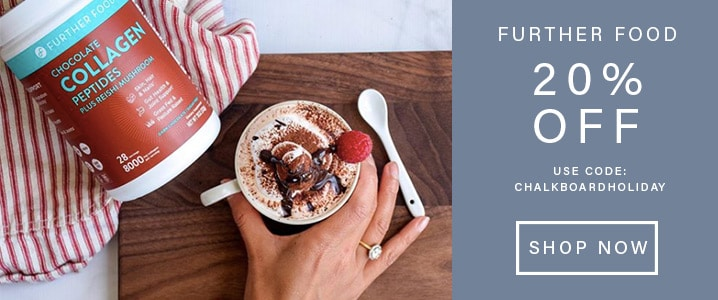 further food hot chocolate collagen