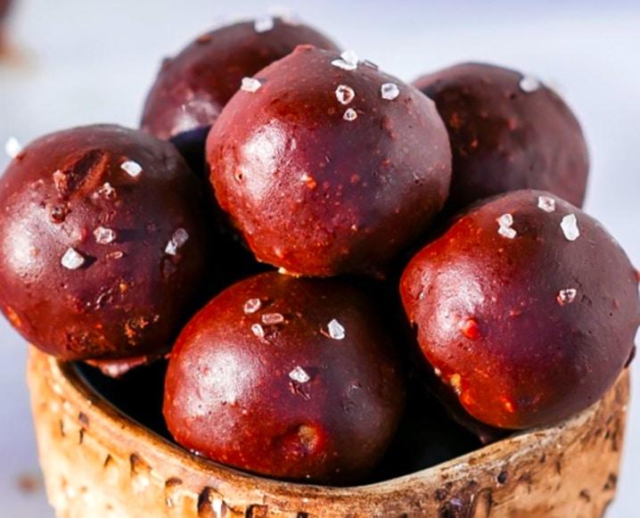 chocolate balls recipe