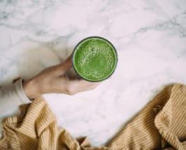 gut health smoothie