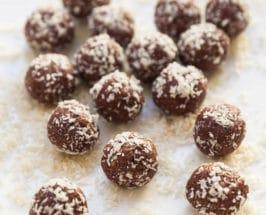 Beauty foods protein balls