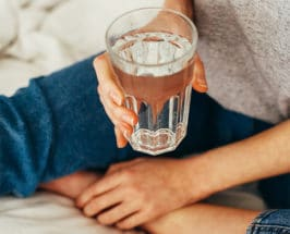 water healing