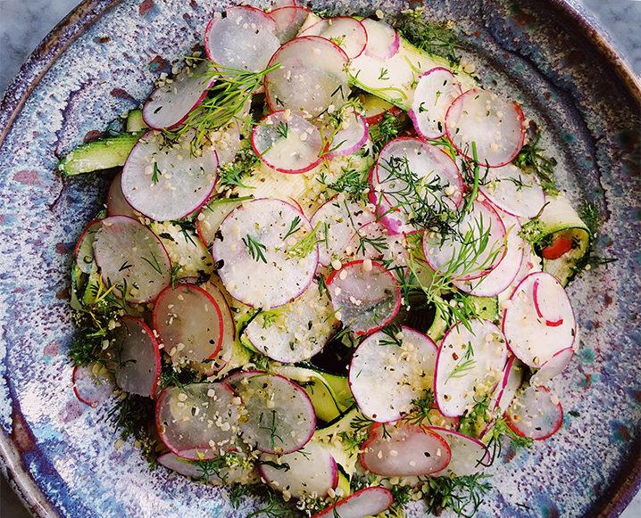 Seed-Based Salad Dressing