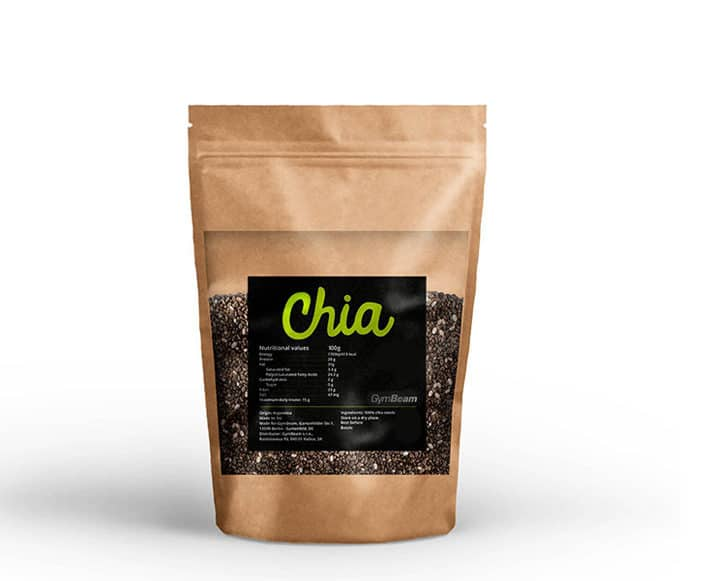 what to do with chia seeds