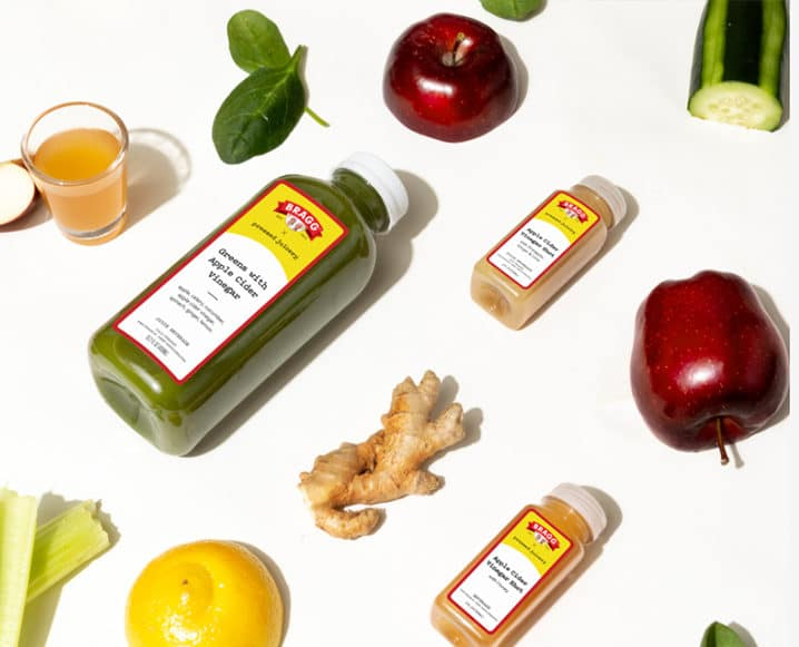 The Ultimate Wellness Collab: Bragg Apple Cider Vinegar's New Line with Pressed Juicery