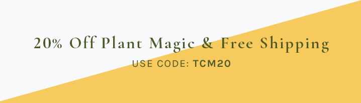 20% off plant magic