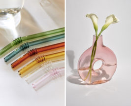 11 Tinted Glassware Pieces To Spruce Up Your Home