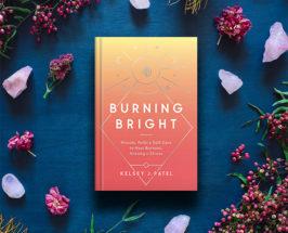 burning bright book