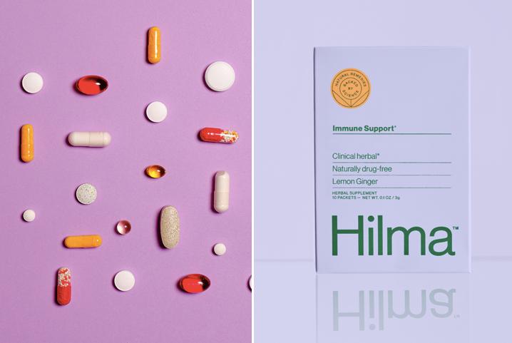 hilma immune support
