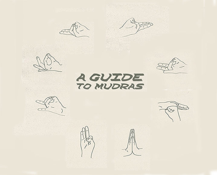 guide to mudras hands positions
