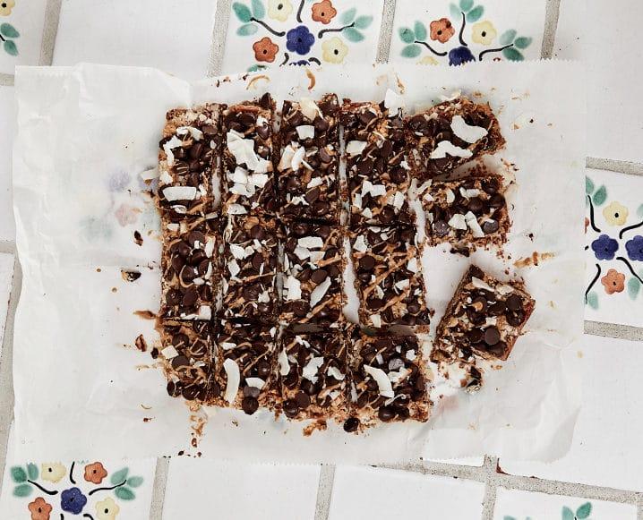 gluten free bars recipe