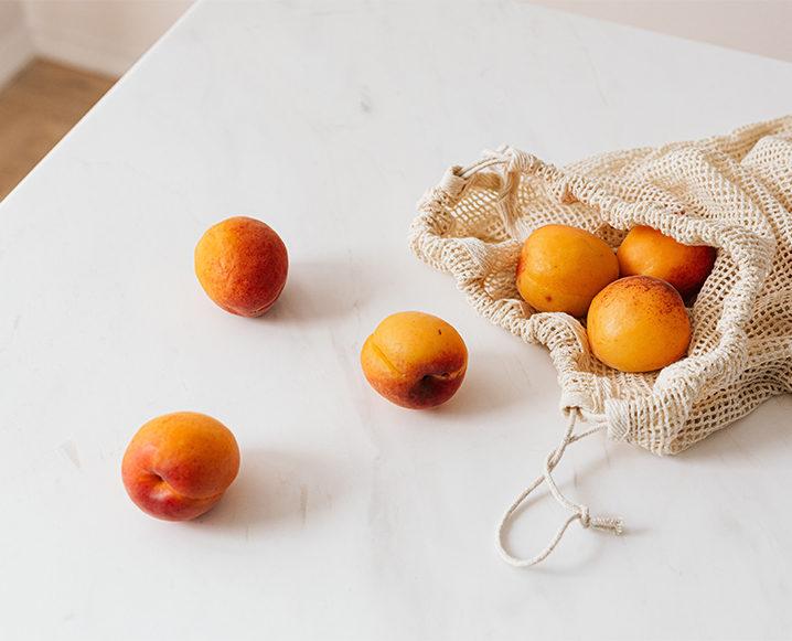 monica berg fruit tumbling on table