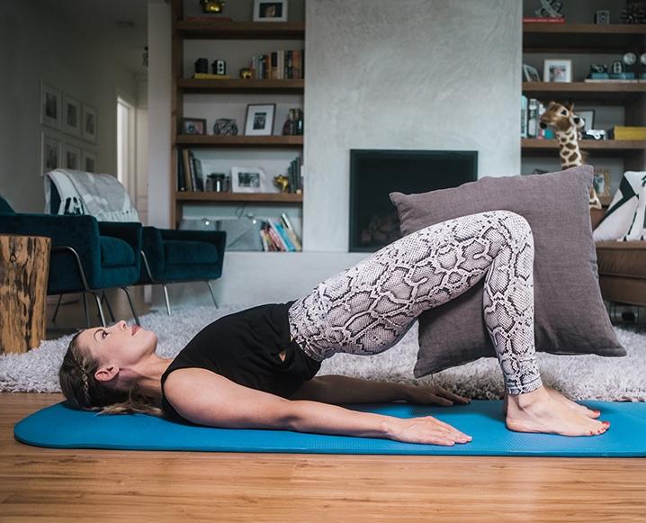 strengthen pelvic floor