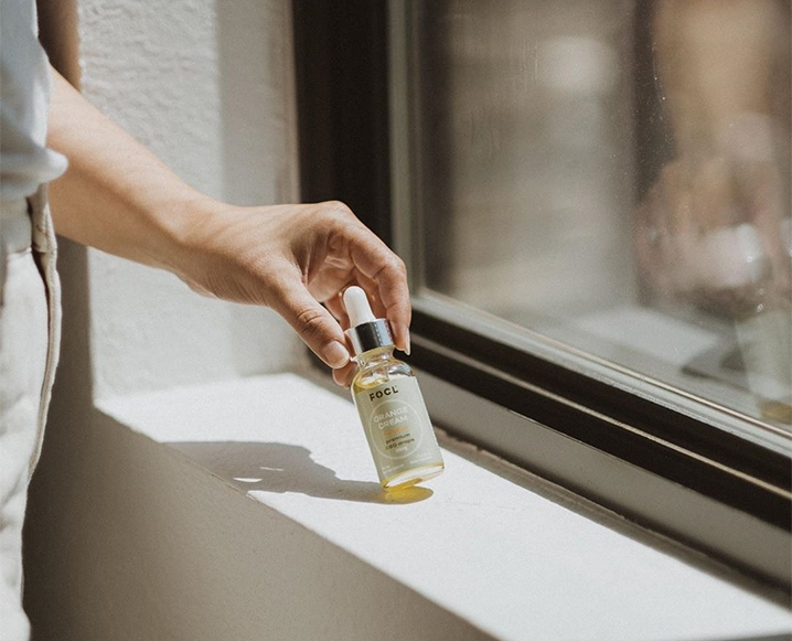 FOCL drops bottle in window