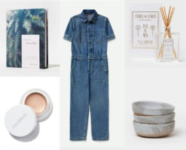 In The Fall Shop: Making Ourselves At Home + A Letter From The Editor