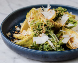 In the Kitchen with the Chef Behind LA's New Counterpart Vegan