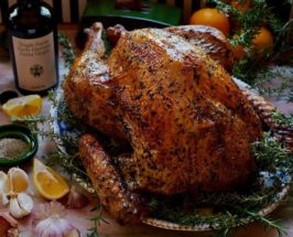 A Very Chalkboard Thanksgiving: Sustainable Turkeys + A Dry Brine Recipe From Flamingo Estate