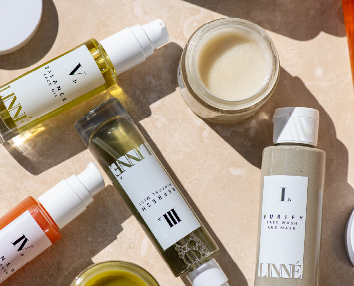linne botanicals products