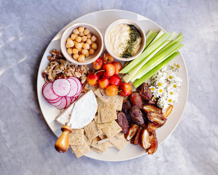 A Masterclass in Healthy Holiday Swaps with Nutritionist Kristin Dahl