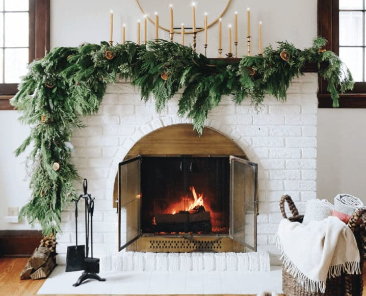 6 Foraged Decor Ideas For an Affordable Chic Holiday