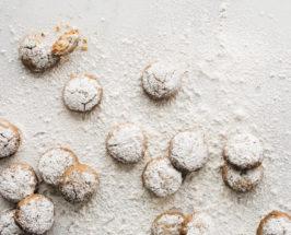 I Am Sacred: Cafe Gratitude's Spiced Shortbread Cookies