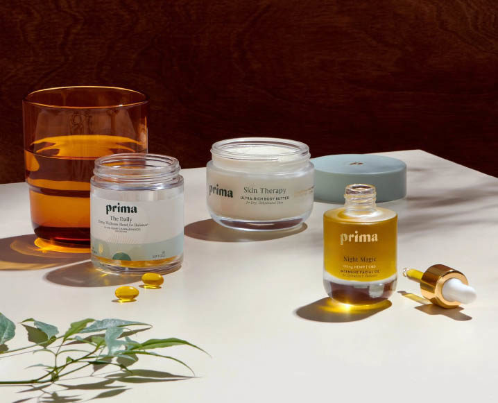 TCM 12 Days Of Holiday Gifts: Prima's Grounded + Glowing Trio