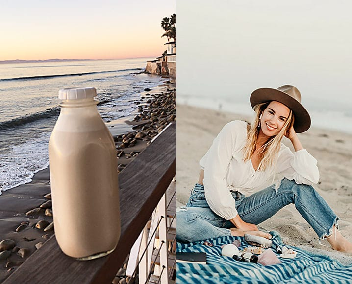 Toasted Coconut Hazelnut Hemp Milk (Yes, It's As Good At It Sounds)