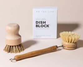 Zero Waste Swaps wooden brushes