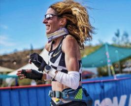 Ultrarunner Camille Herron
