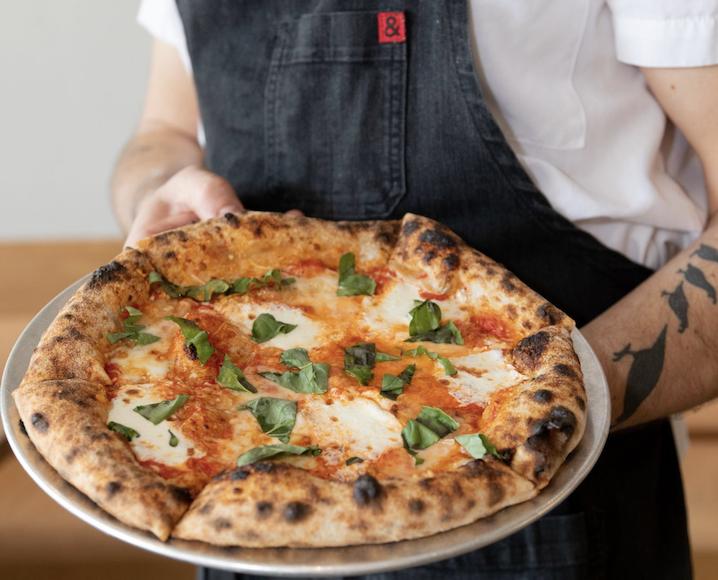 tartine pizza