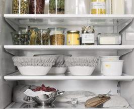 Sustainable Kitchen fridge
