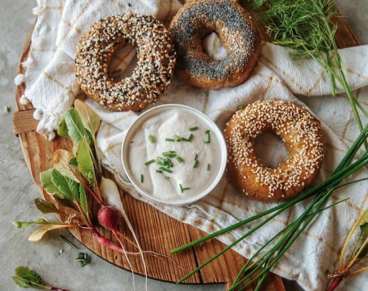 grain free bagels