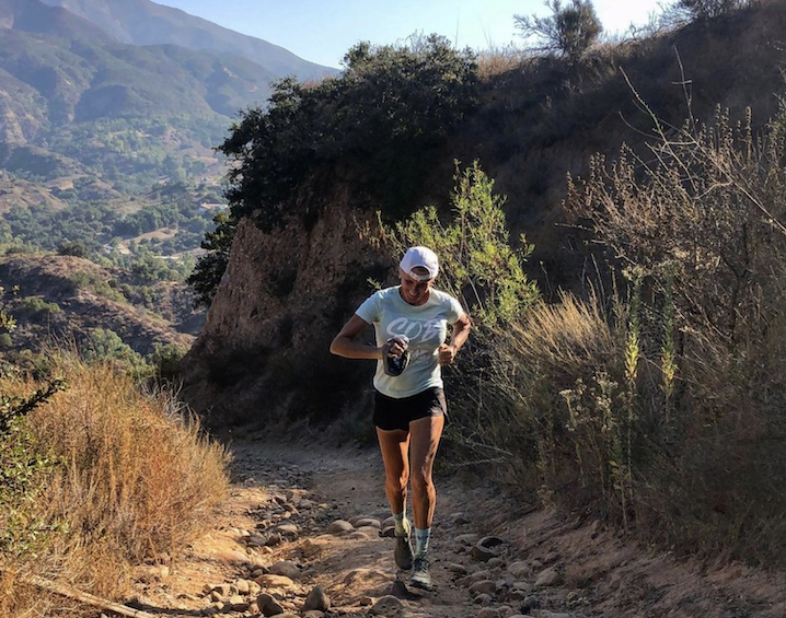 On NAD+, Rainbow Plates + Recovery: This Is How Ultrarunner Keira Henninger Runs 100-Miles A Week
