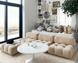 Färingsö Huset living room