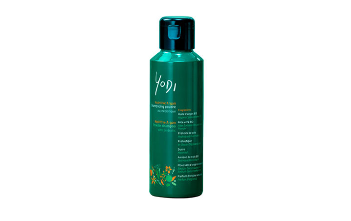 yodi waterless shampoo