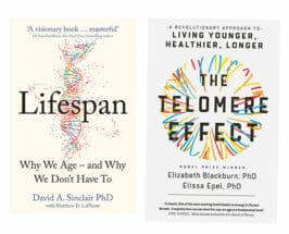 longevity books
