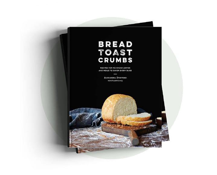 Bread ToastCrumbs cookbook cover