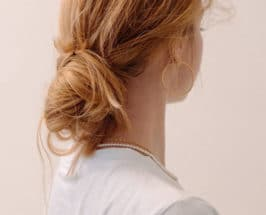 healthy hair from davines treatments