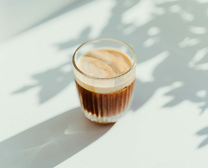 creamy mct latte