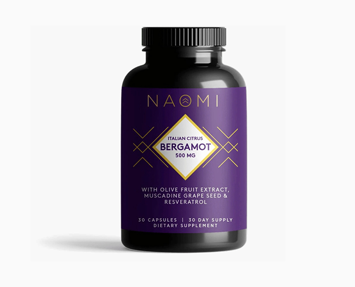 naomi bergamot supplement offer code