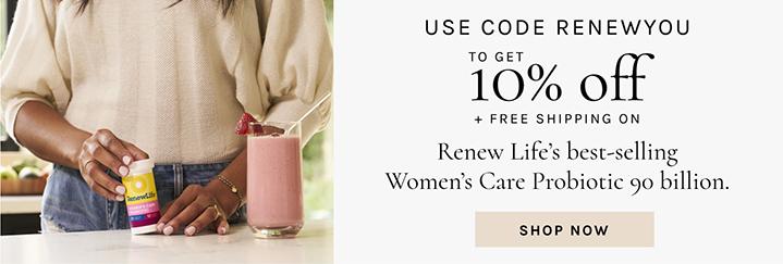 renew life offer code